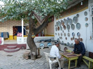 Backgammon en Ouzbekistan