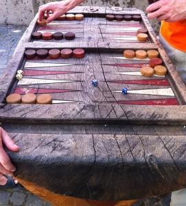 backgammon, pl. arlaud