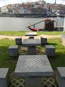 Echecs à Porto